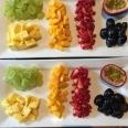 Seasonal fresh fruit platters